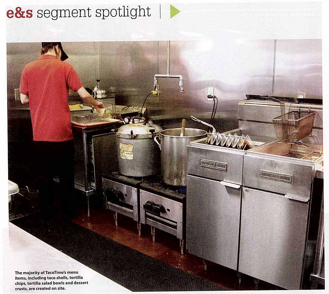 American Range_Food Service&Equipment_Jan 2013 Issue